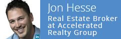 Jon Hesse - Managing Broker at Accelerated Realty Group