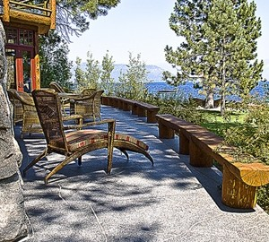 It's a great time to invest in a vacation property at Lake Tahoe. Photo courtesy Flickr user Mitch Lorens.